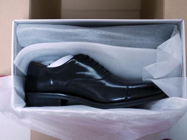 買った靴2