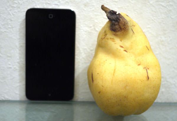 iPod Touch と比べる