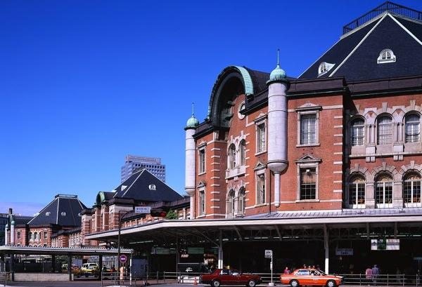 東京駅画像