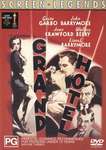 グランド ホテル ポスター