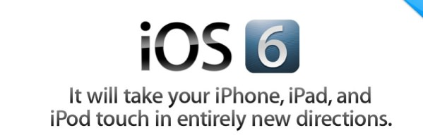 iOS 6画像