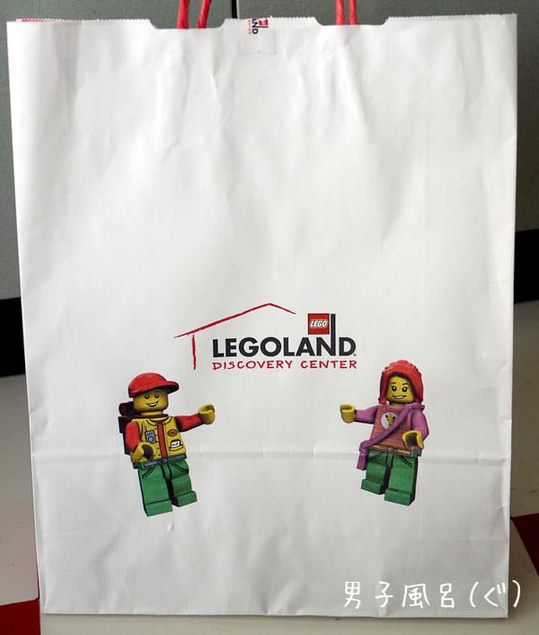 レゴランド お土産 紙袋