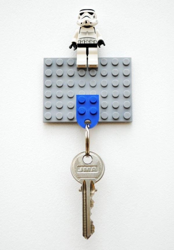 レゴキーホルダー minieco