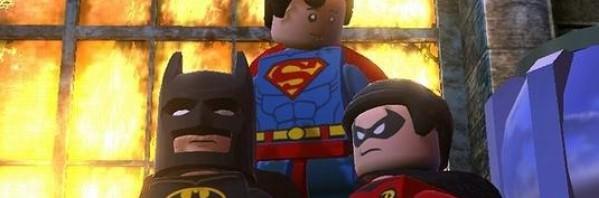 レゴ バットマンとスーパーマン