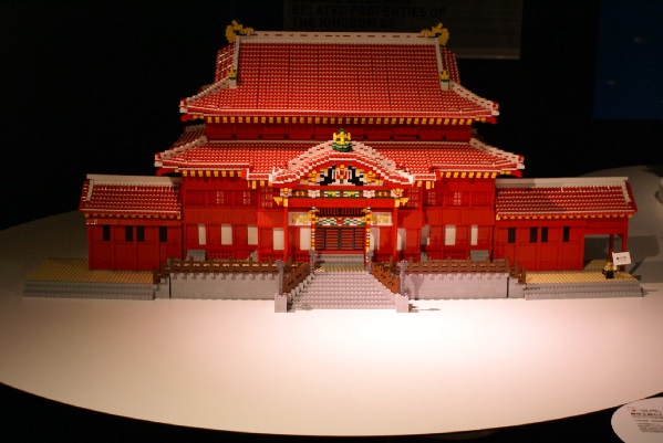 世界遺産レゴ