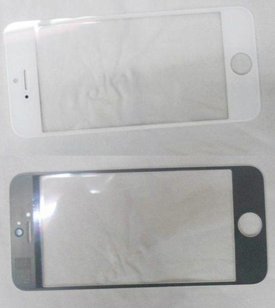 「iPhone 5」ボディ画像ホワイト