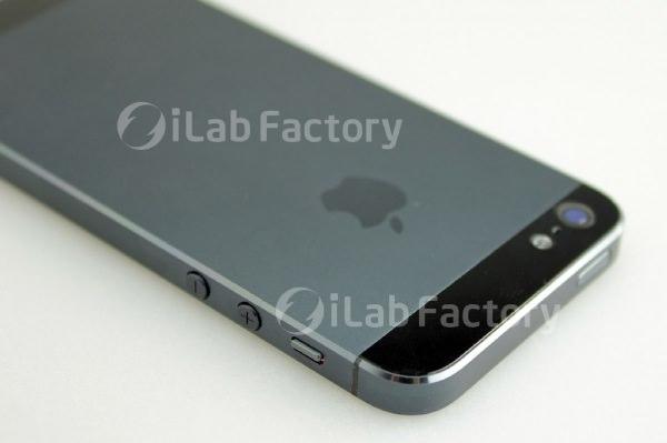 「iPhone 5」完成図