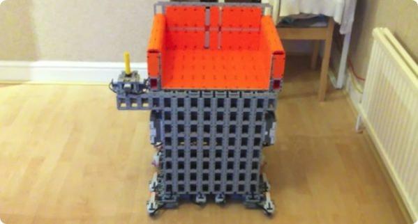 レゴ車椅子