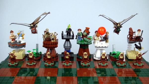 starwars lego chess