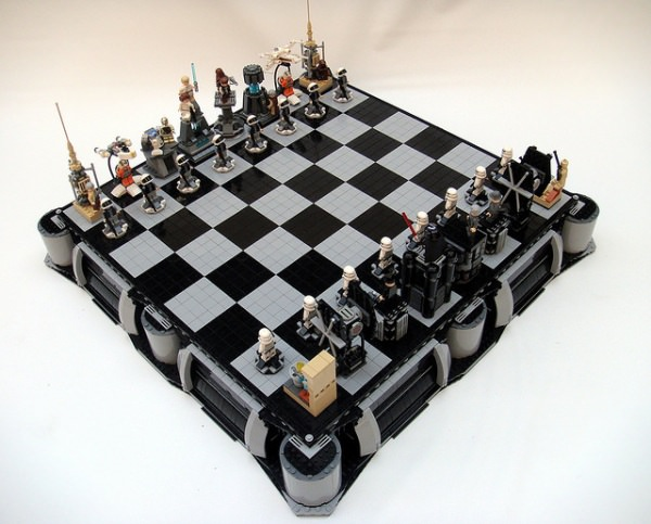 starwars lego chess episodeI