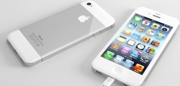 「iPhone 5」対応USBケーブル