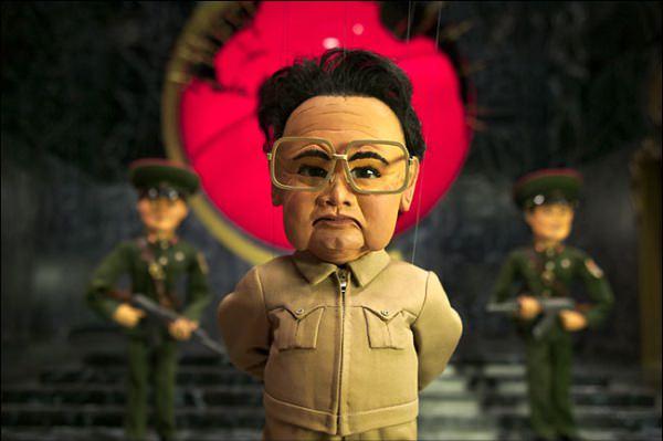 北朝鮮 チームアメリカ
