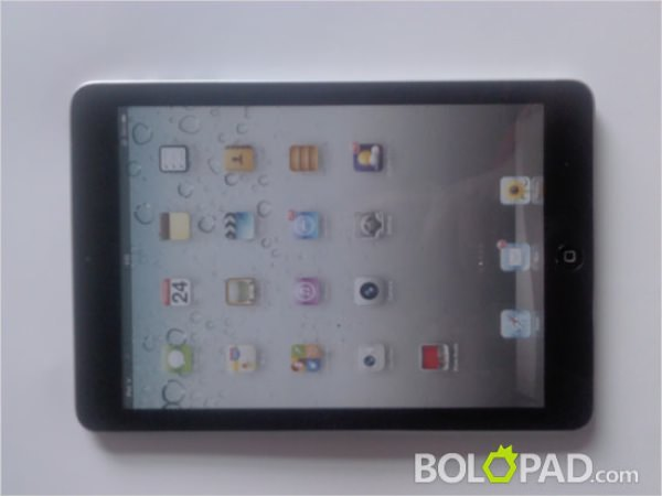 「iPad mini」リーク画像2