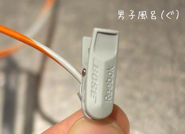 Bose SIE2 sport headphones ピン