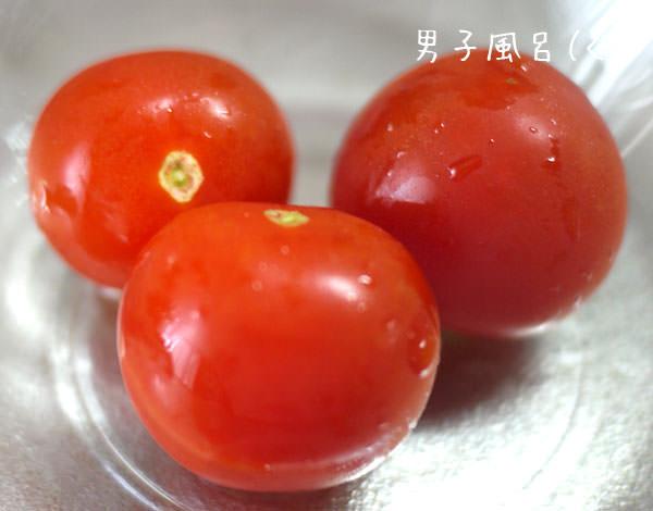 らでぃっしゅぼーや プチトマト出してみた