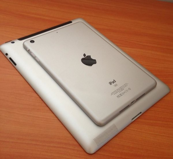ipadmini white model