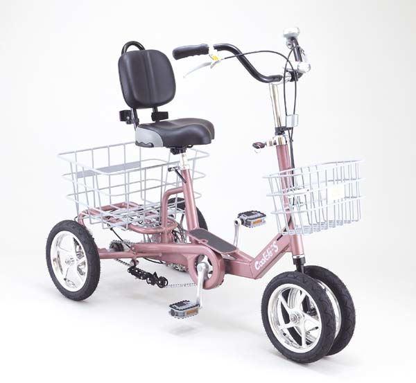 高齢者向け自転車 coolcles