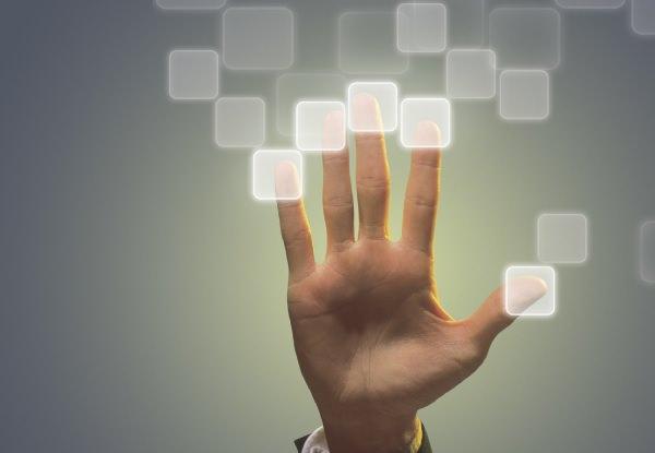 指紋認証 イメージ画像
