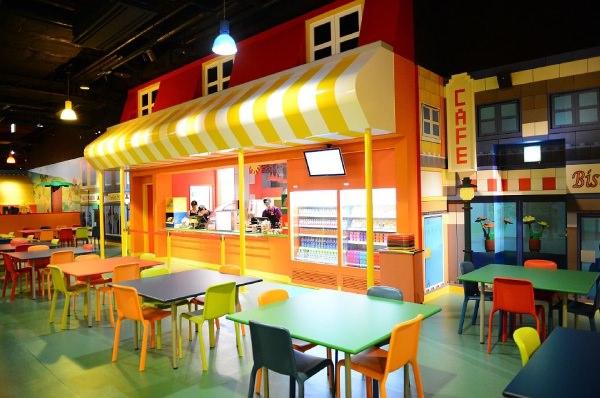 レゴランド・ディスカバリー・センター東京 コーヒー無料おかわりキャンペーン