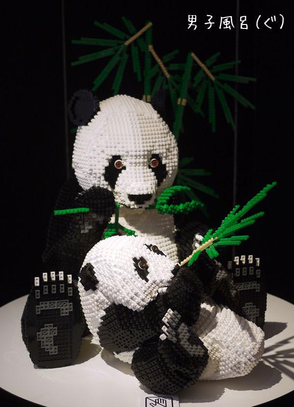 レゴ世界遺産 ジャイアントパンダ