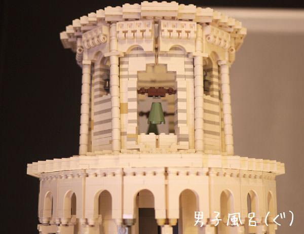 レゴ 世界遺産 ピサの斜塔 トップ