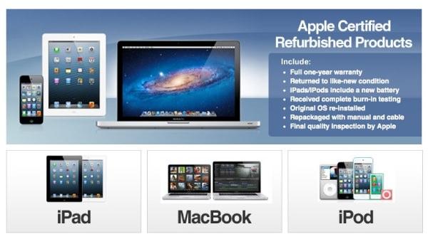 apple ebayで整備品を販売
