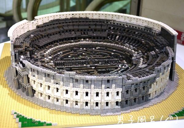 レゴ 世界遺産 コロッセオ