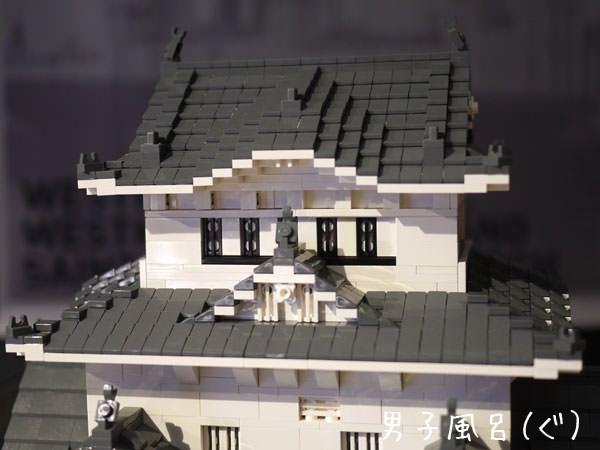 レゴ 世界遺産 姫路城 天守閣2