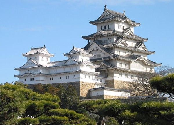 姫路城 本物