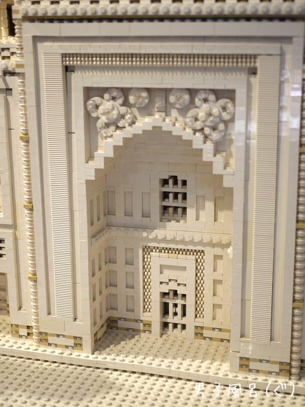 レゴ世界遺産 タージ・マハル入り口