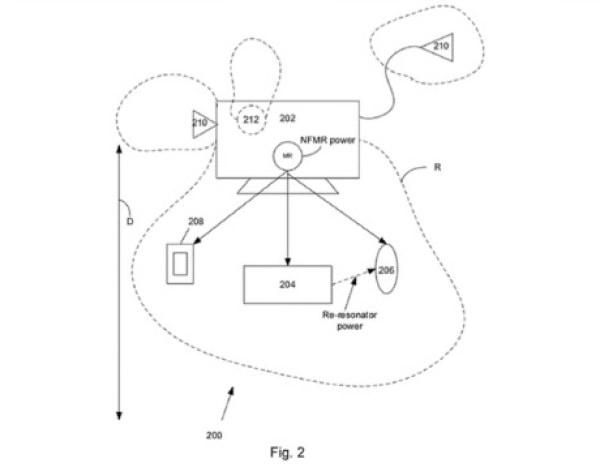 アップルワイヤレス充電特許