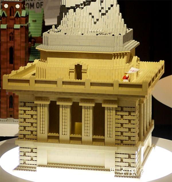 レゴ世界遺産 自由の女神 台座