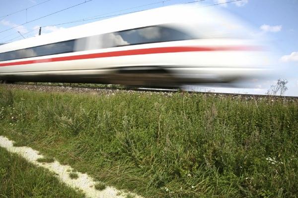 スピードの速い画像
