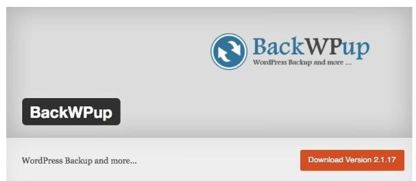 BackWPup タイトル画像