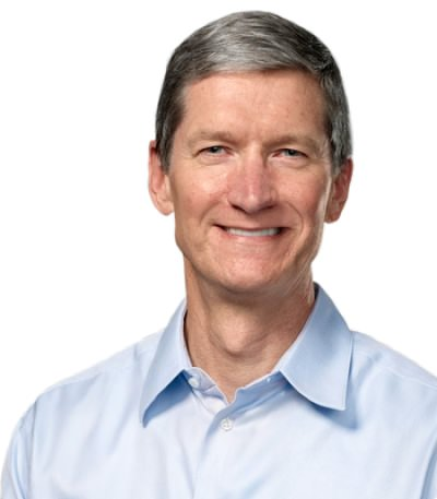 Apple Cook CEO