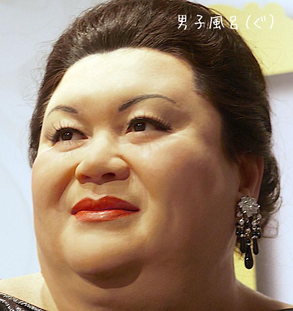 マダム・タッソー東京 マツコ・デラックス 顔アップ