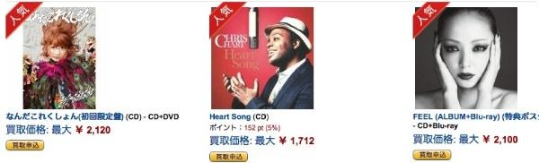 CD買取 きゃりーぱみゅぱみゅ