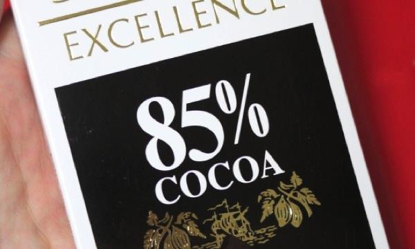 リンツタブレット エクセレンス・85%カカオ