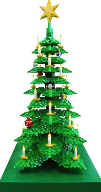 レゴ クリスマスツリー