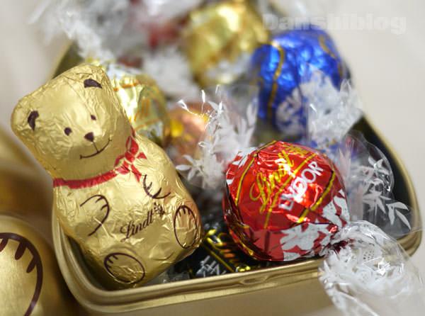 リンツ テディベアチョコレートタイトル画像