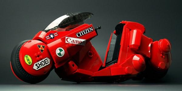 レゴ 金田のバイク
