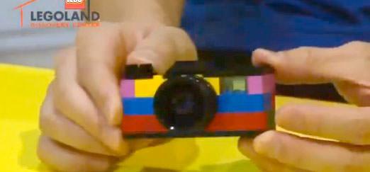 レゴランド・ディスカバリー・センター東京 カメラの作り方 タイトル画像