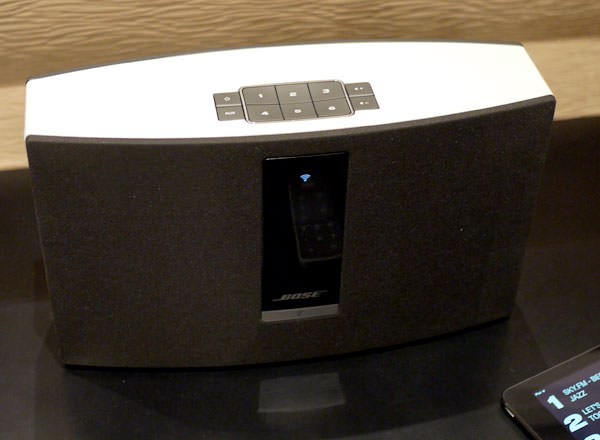 SoundTouch 20 Wi-Fi music system 全体画像