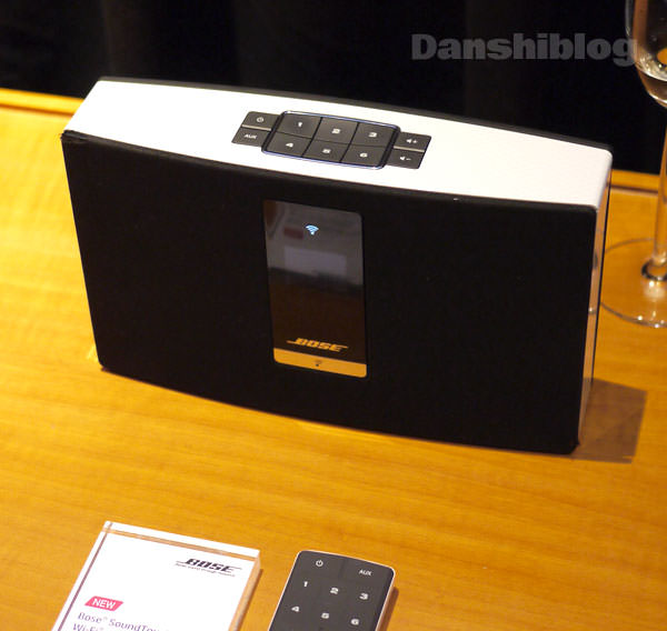 SoundTouch Portable Wi-Fi music system 全体画像