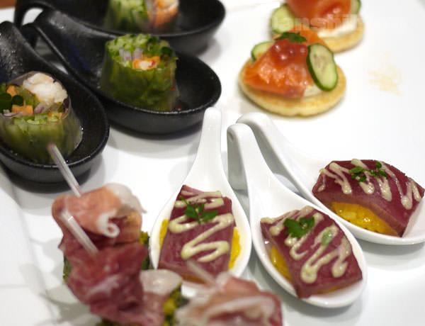 Bose Special Meeting マンダリン オリエンタル 東京 プレジデンシャルスイート 食べ物